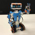 Comprendre codage construisant robot Lego